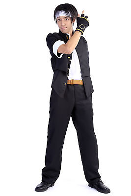 The king of fighters kof krizalid cosplay costume cos party halloween /&