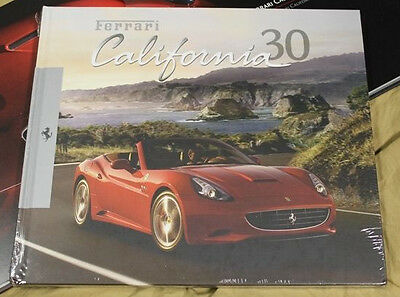 FERRARI CALIFORNIA 30 Prospekt hardcover brochure catalogue 95998139
