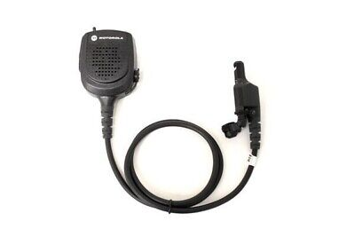 Motorola Public Safety Mic RMN5072B w/RF Adapter XTS2500 XTS1500 30ʺ Cord (NEW)