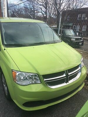 2015 Dodge Grand Caravan SE wheel chair accesible van