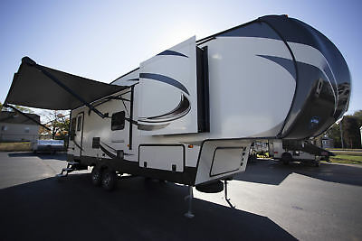New 2018 Keystone Sprinter Campfire Edition 26FWRL 5th wheel Camper