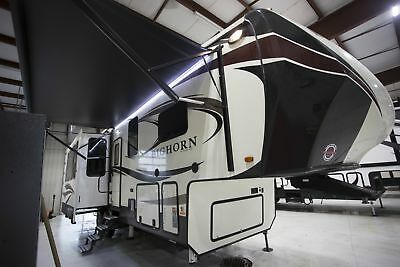 Bighorn 3160EL Luxury Fifth Wheel RV Rear Living Free In-House Credit Approval