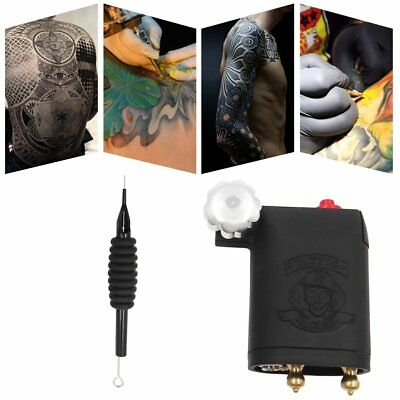 Special Plastic Rotary Hook Line Tattoo Motor Machine Imported Liner Shader ID
