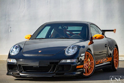 2007 Porsche 911 GT3 RS Coupe 2007 Porsche 911 997 997.1 GT3RS GT3 RS in Black / Under 14,000 Miles