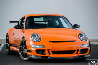 2007 Porsche 911 GT3 RS Coupe 2007 Porsche 911 997 997.1 GT3RS GT3 RS in Orange / Under 10,000 Miles