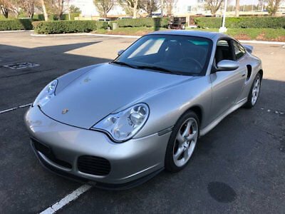 2003 Porsche 911  2003 Porsche 911 996 Turbo Coupe 6 Speed Manual Only 6,234 Miles / CNC Motors