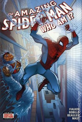 Amazing Spider-Man Who Am I? HC (Marvel) #1-1ST 2015 NM