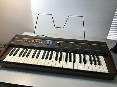 Casio Casiotone 101 Vintage 80s Synth Keyboard Organ CT-101 Electronic 1981