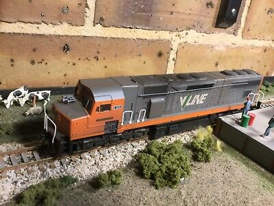 Victorian Railways C class diesel C501 George Brown V/Line DCC/sound in HO scale