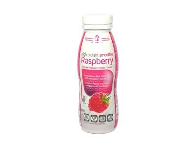 6 Billy's Diet Ready to Drink Raspberry Smoothies (250ml),low calorie,carb,vlcd