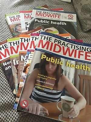 The practising midwife Midwifery Journals 2010-2013