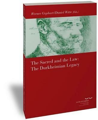 The Sacred and the Law: The Durkheimian Legacy - 9783465042945 PORTOFREI