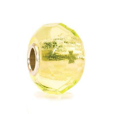 Trollbeads original authentic   PRISMA GIALLO  CHIARO -TGLBE-00154