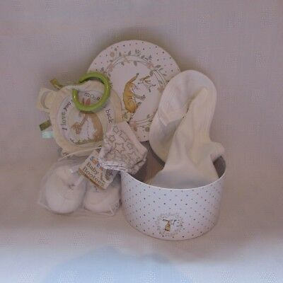 Baby gift box/hamper - Guess how much I love you  gift box containing baby items