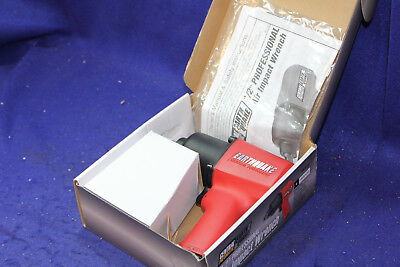 "Earthquake 62627 1/2"" Professional Air Impact Wrench w/700 ft-lbs Torque"