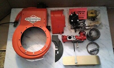 VINTAGE ORIGINAL MISC  5Hp Briggs And Stratton Racing Go Kart Engine Parts