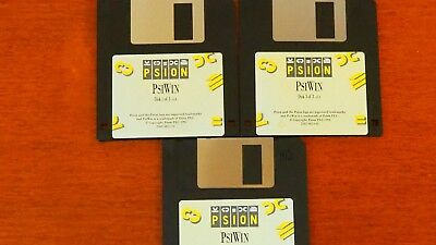 Psion PSIWIN Software