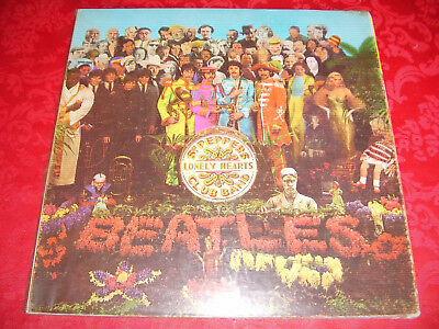 The Beatles   Sargento Peppers Vinilo
