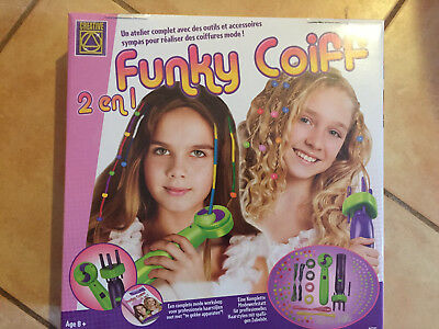 Funky Coiff 8+