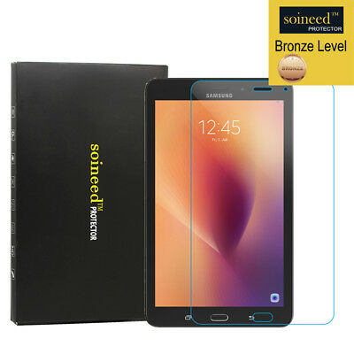 """SOINEED Tempered Glass Screen Protector For Samsung Galaxy Tab A 8.0"""" T385"""