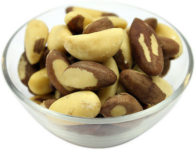 Whole Brazil Nuts - Superior Quality - Grade 'A' - 500g - 10kg + FREE (UK) P & P