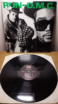 Run DMC - Back from hell Vinyl LP Album Original 1990
