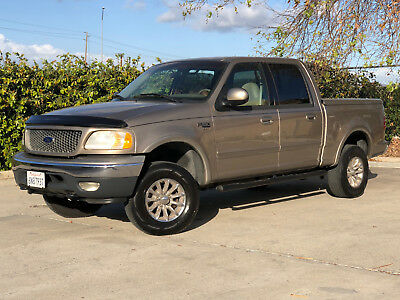 2001 Ford F-150 Lariat 2001 FORD F150 LARIAT SUPER CREW 4X4 ONE OWNER SOCAL OWNED