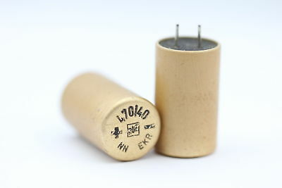 ELECTROLYTIC CAPACITOR RDE 470uF 40V NOS (New Old Stock) 1PC CA13U37F110517