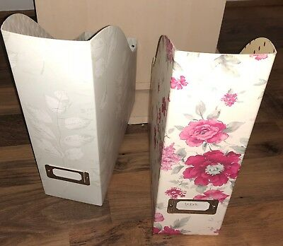 Laura Ashley Flowerly Filing Set!! *sold Out* Rrp £20