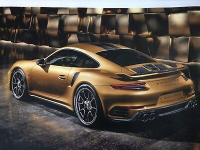 Porsche Exclusive Turbo S Poster