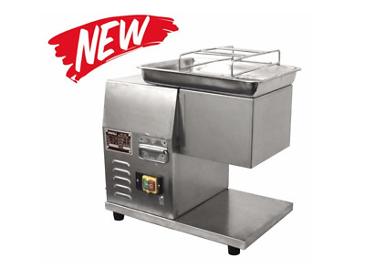 NEW 4mm Meat Chopper Cutter Table Top Uniworld UMC-400 #7434 Commercial