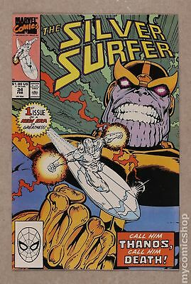 Silver Surfer (2nd Series) #34 1990 VF/NM 9.0