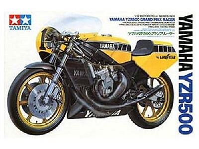 Tamiya 14001 1/12 Yamaha YZR500 Grand Prix Racer from Japan