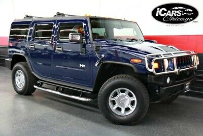 2007 Hummer H2 Base Sport Utility 4-Door 2007 Hummer H2 Luxury 2-Owner 46,588 Miles Navi 3rd Row Chrome Pkg Serviced WoW!