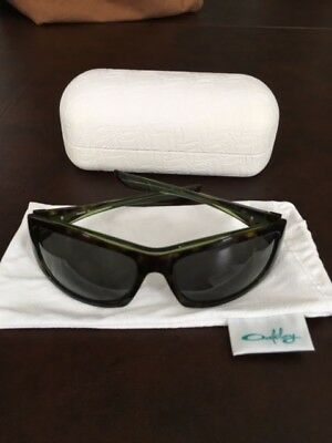Oakley Disobey Women's Sunglasses Green Nib