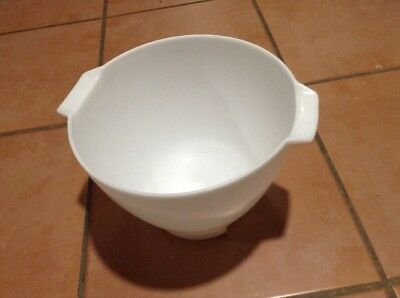 "9"" Plastic mixer bowl for vintage Kenwood Chef mixer"