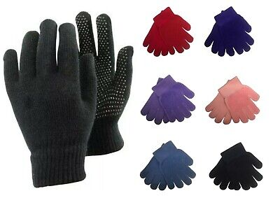 Childrens Magic Pimple Palm Horse Pony Riding Gloves Kids Childs One Size