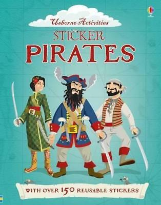 Sticker Pirates by Kate Davies, Louie Stowell | Paperback Book | 9781474921046 |