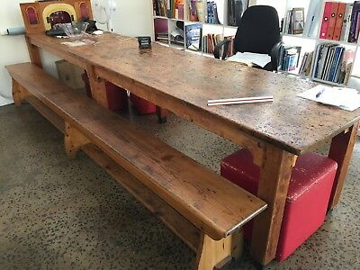 table, antique old wood