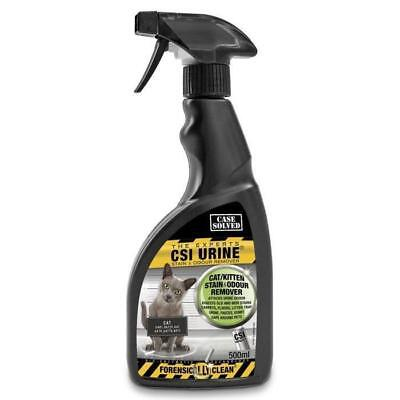 CSI URINE Spray 500ml - Pour chat et chaton