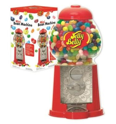 Jelly Belly Mini Jelly Belly Jelly Bean Machine with 92 gm Sample Jelly Beans