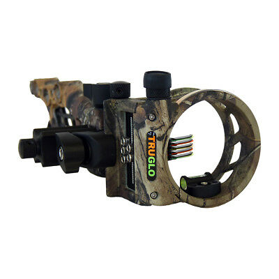 TRUGLO Carbon Hybrid Micro 5 Pin Compound Bow Sight
