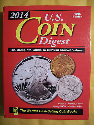 COINS Price Guide BOOK Gold Coins Morgan Dollars State Quarter Silver Dimes