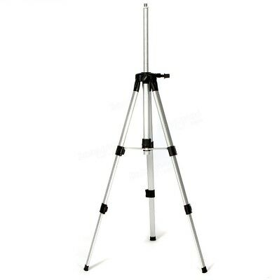 1.5M Universal Adjustable Alloy Tripod Stand Extension Laser Air Level Bag New