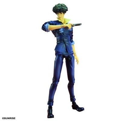 COWBOY BEBOP PLAY ARTS Kai Spike Spiegel PVC painted action figure F/S