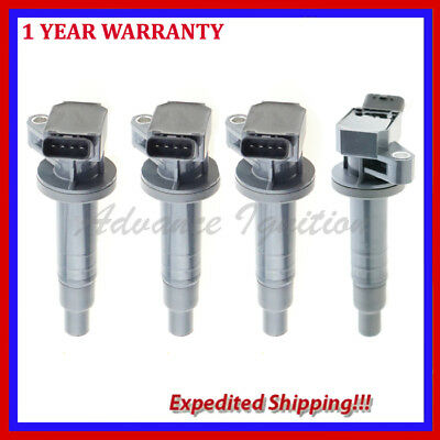 Ignition Coils UF247 90919-02239 q4jto271 For TOYOTA Corolla Celica Matrix 1.8L