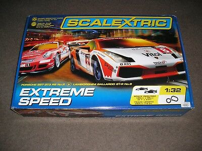 Scalextric Sport Slot Car Track