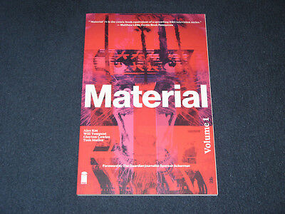 Material Volume 1 by Ales Kot & Will Tempest