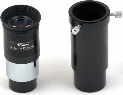 """Skywatcher 10MM Erecting Telescope Eyepiece With Ext tube 1.25"""" fitting"""