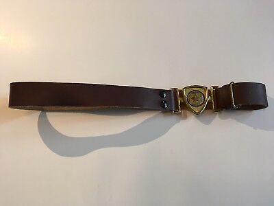 Catholic Scouts Canada  Belt